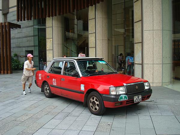 計程車小紅