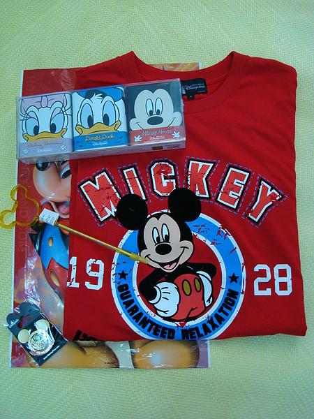 迪士尼紀念品