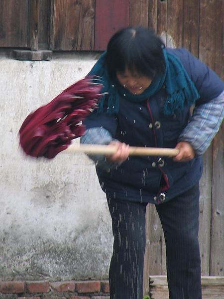 烏鎮,婦人生活