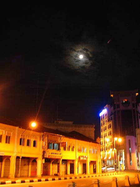麻坡,夜景