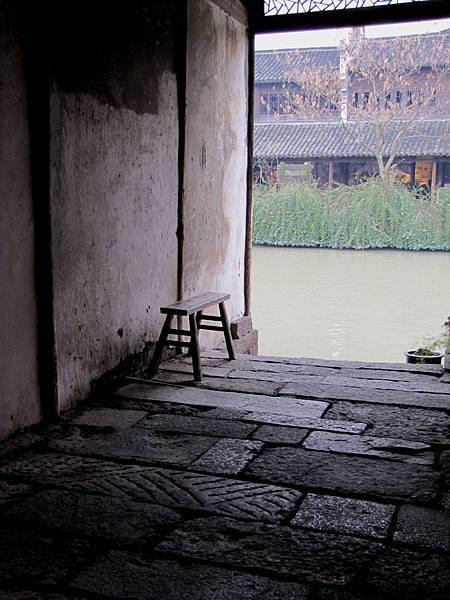 烏鎮,誰臨著河