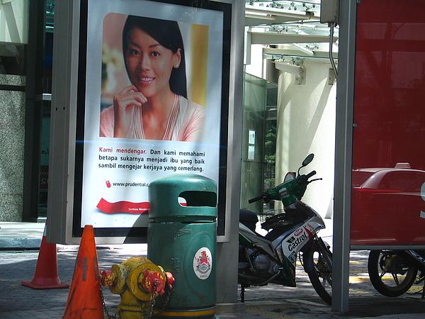 吉隆坡,街