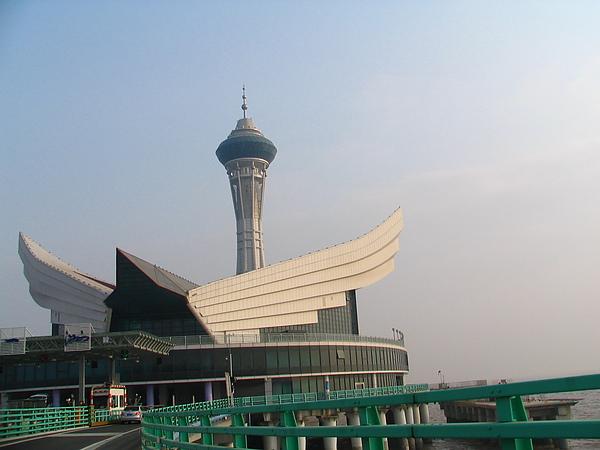 觀景平台與塔