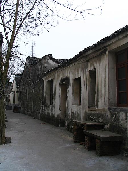 烏鎮,靜巷