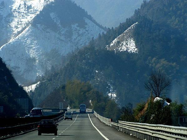 黃山,高速公路,安徽