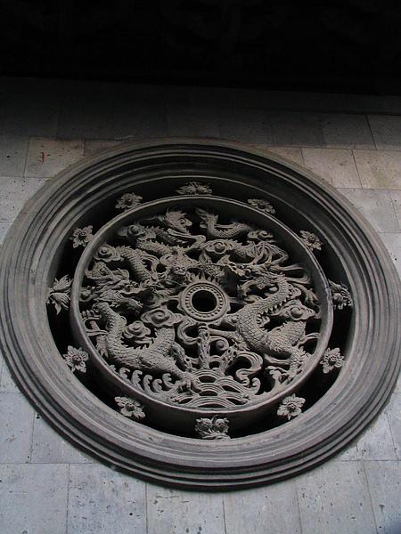 岳王廟,窗