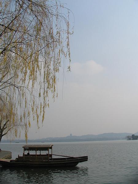 西湖,白堤
