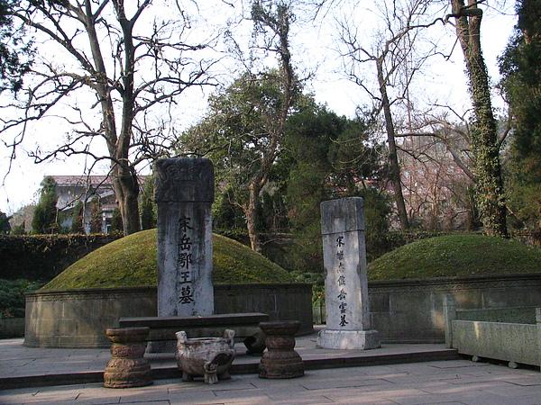 西湖岳王廟