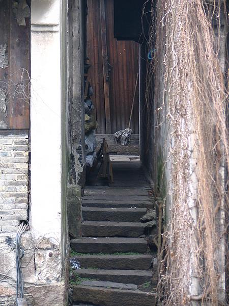 烏鎮,窄巷