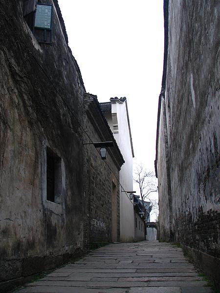 烏鎮,長巷