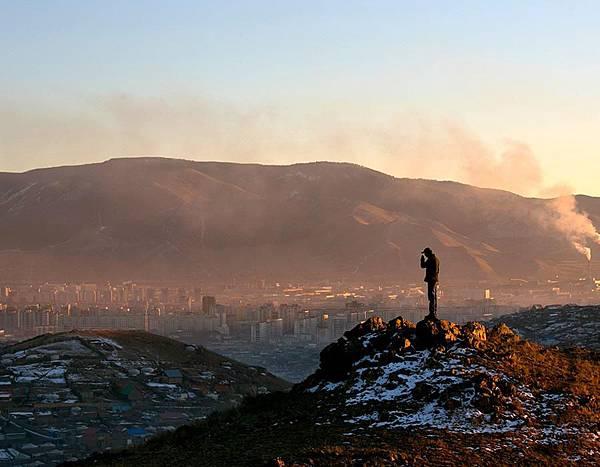 美景_站在山上看世界