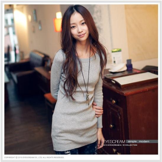 羅紋針織長版上衣洋裝.jpg