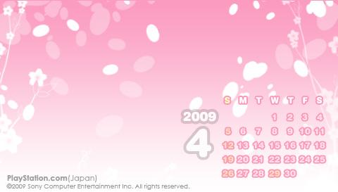 PlayStation.com オリジナル カレンダー壁紙 4月(A).jpg