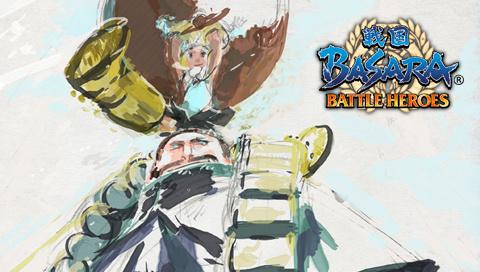 戦国BASARA BATTLE HEROES 壁紙(ザビー&いつき).jpg