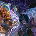 春天出版 《驅魔教師》第三集《驅魔教師03:養屍人》龍雲◎著|封面畫家:B.c.N.y.