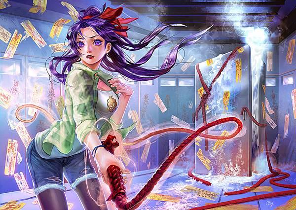 少女天師03