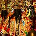 淡水坪頂集應廟保儀尊王聖像