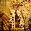 淡水坪頂集應廟觀音佛祖、神農大帝聖像