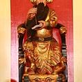 淡水坪頂集應廟太歲星君聖像