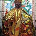 淡水魁星宮蔣公王爺聖像