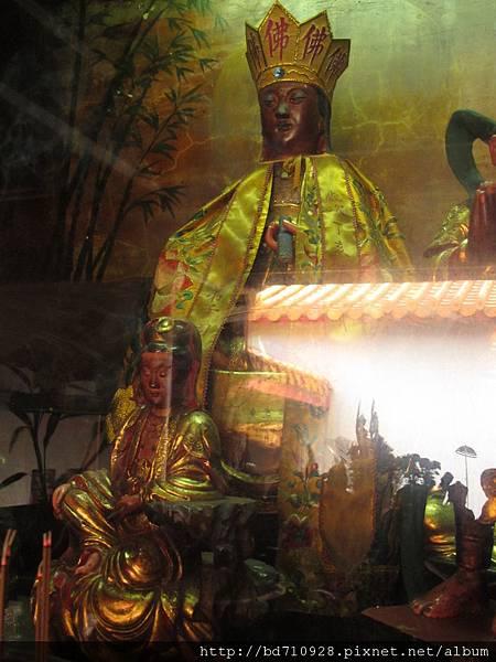 南投慈雲寺觀音佛祖聖像