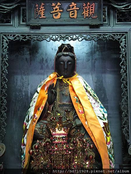 艋舺晉德宮觀音佛祖聖像