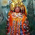 台中元保宮註生娘娘聖像