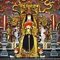 台中元保宮玉皇上帝聖像