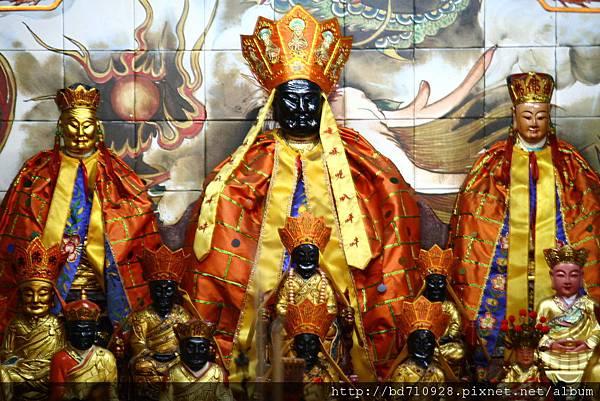 蘇澳寶山寺清水祖師聖像