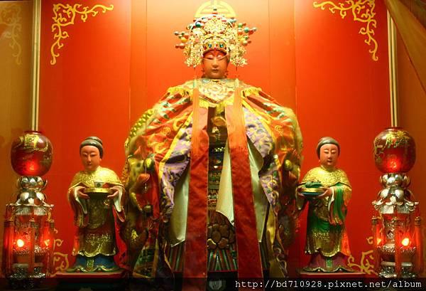 台中都城隍廟城隍夫人聖像