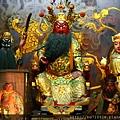台中樂成宮關聖帝君聖像