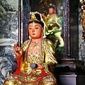 台中樂成宮觀音佛祖聖像