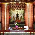 樂成宮左護龍二樓「華佗殿」,主祀:華陀先師