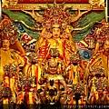 羅東奠安宮鎮殿玄天上帝聖像