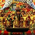 羅東奠安宮趙元帥、三十六官將聖像