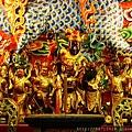 羅東奠安宮康元帥、三十六官將聖像
