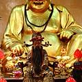 新竹都城隍廟彌勒殿彌勒佛、文昌帝君聖像