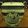 具有歷史的古香爐