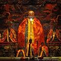 新莊地藏庵目連尊者與十殿閻羅聖像