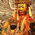 龜山壽山巖觀音寺鎮殿、開基觀音佛祖(南海普陀山潮音寺正二媽)聖像