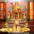 嘉義城隍廟月下老人殿月老星君、大婚公聖像