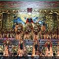 嘉義城隍廟三樓「水仙宮」,主祀:水仙尊王