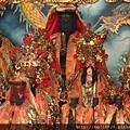 嘉義城隍廟水仙宮水仙尊王聖像