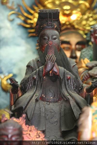 嘉義大天宮軒轅聖帝聖像