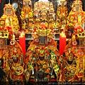 台北大稻埕慈聖宮列位天上聖母聖像