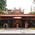 台北舊市場普願宮廟貌