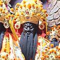 北投鎮安宮鎮殿池府王爺聖像