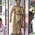 艋舺龍山寺前殿藥師佛聖像