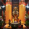 高雄霞海城隍廟正殿,主祀:霞海城隍爺