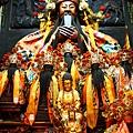 高雄霞海城隍廟鎮殿霞海城隍爺聖像